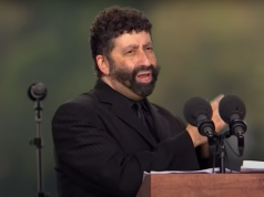 For Jonathan Cahn, the time is now